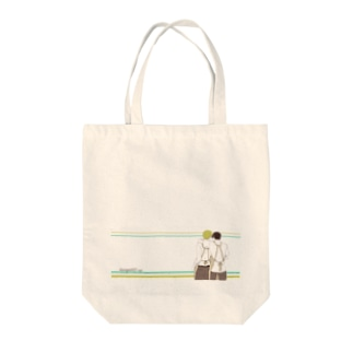 HKGK12cafe Tote bags