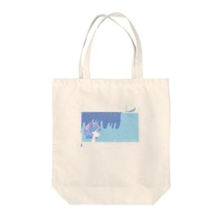 夏っぽい気がする Tote bags