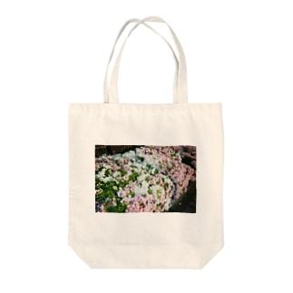 花壇ウォッチャー Tote bags