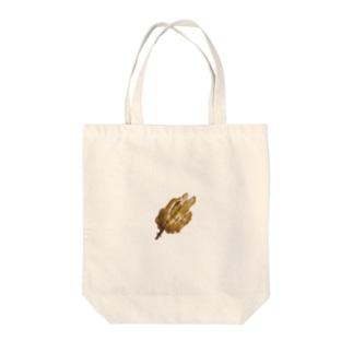 三女ブッシュカーナ Tote bags