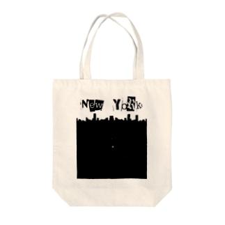 New York & 51 star Tote bags