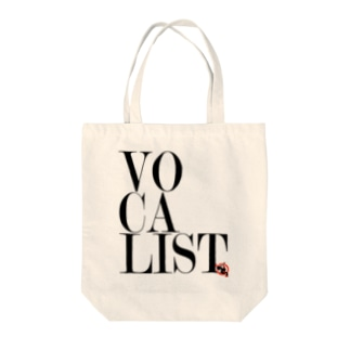 Vocalist トートバッグ Tote bags