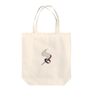 弾ける天気 Tote bags