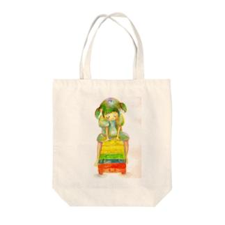トビバコ Tote bags