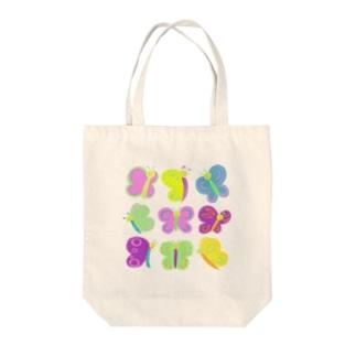 蝶々 ちょうちょう Tote bags