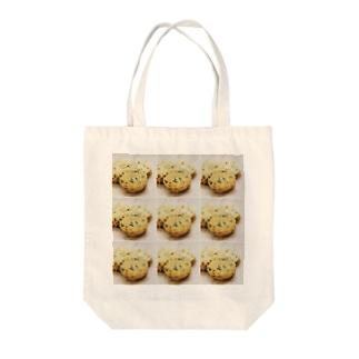 ヴィーガンクッキー Tote bags