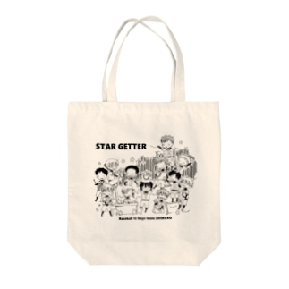 star getter SHIMAKO Tote bags