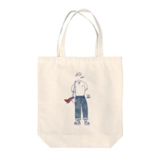 トレンド Tote bags
