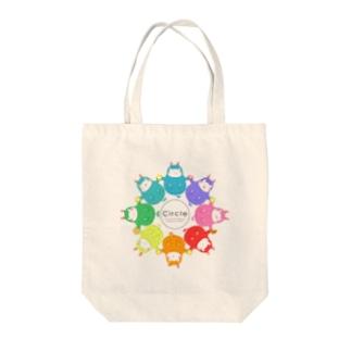 カバロバ circle Tote bags