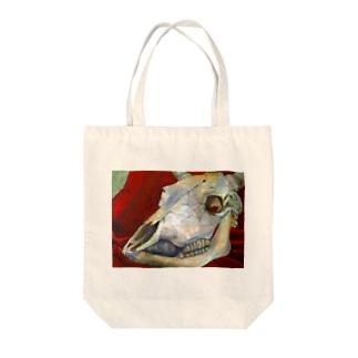 牛骨 Tote bags