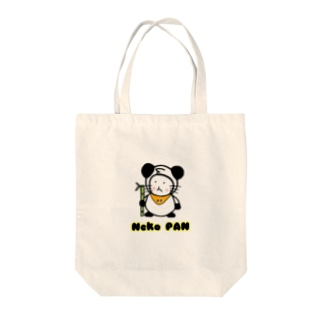 Neko PAN Tote bags