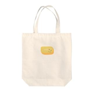 たまごちゃん Tote bags