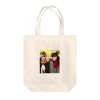 mayoponzu Tote bags