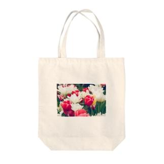 チューリップ トートバッグ Tote bags