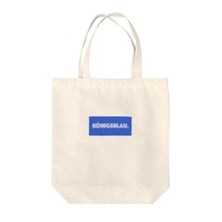 Königsblau. by mincora. Tote bags