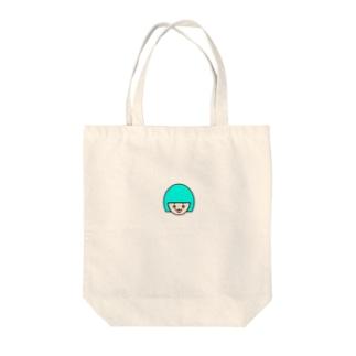 自画像 Tote bags