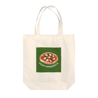 ピッツァマルゲリータ Tote bags