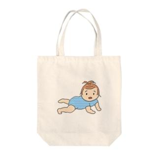 TOKIO BOY  Tote bags