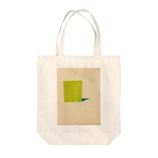 HARUTA_MISAKIの見方 Tote bags
