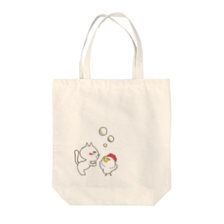 me and coco Tote bags