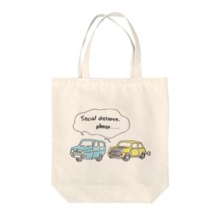 可哀想なロビン Tote bags