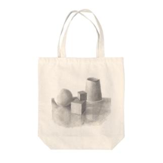 素描 Tote Bag