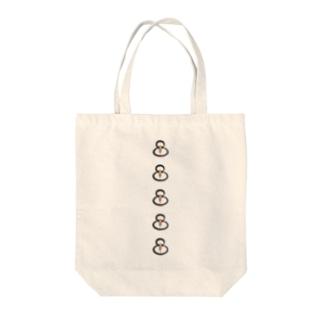 ミートKUZUHA Tote bags