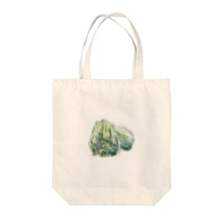 ベジタブルバッグ(ピーマン) Tote bags