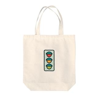 信号 Tote bags