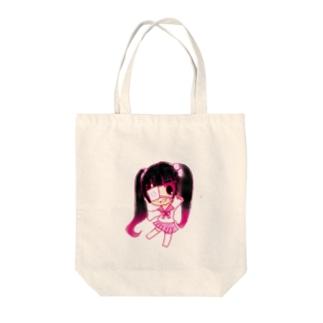 バンギャちゃん【背景なし】 Tote bags