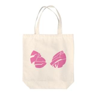 ブラジャー Tote bags