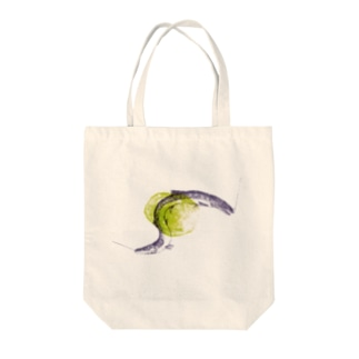 Two Headed Fish Tote bags