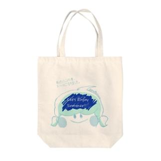ななしちゃんのトート Tote bags