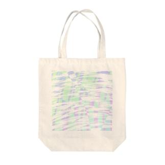 椛作成イラスト4 Tote bags