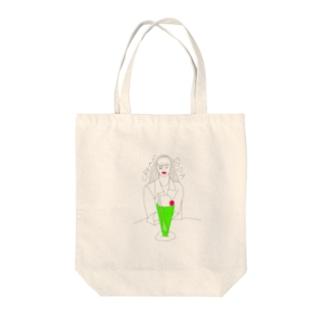 cream soda Tote Bag
