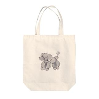 プードル Tote Bag