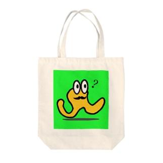 モッツアレアおじさん Tote bags