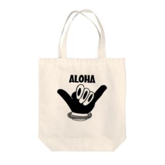 7月NEW「ALOHA」 Tote bags