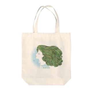 kikkakeシャンプーノベルティ Tote bags