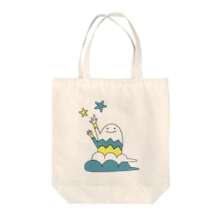 星ふらし Tote bags