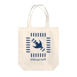 shibuya.swift Tote bags