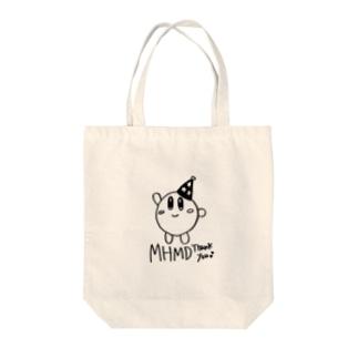 カービィ Tote bags