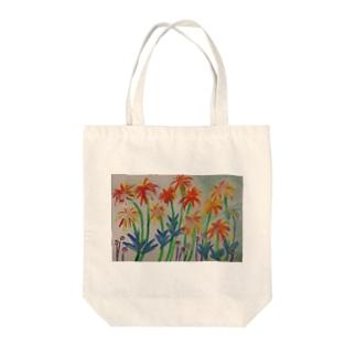 みなみの島の花 Tote bags