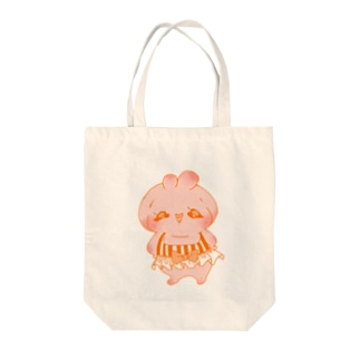 ロップウサギちゃん Tote bags
