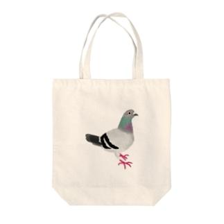 ハトートバッグ 大ハト Tote bags