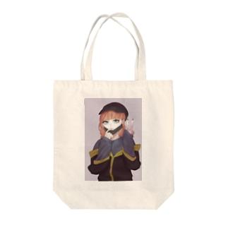 闇属性 Tote bags