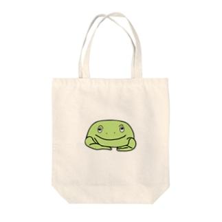 ムチムチイエアメちゃん Tote bags