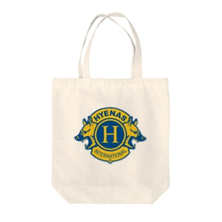 ハイエナズクラブロゴ(2016) Tote bags