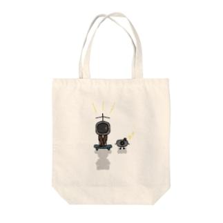 うつす° Tote bags