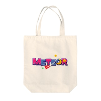 METEORロゴトートバッグ Tote bags